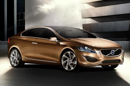 Volvo S60 concept car (copyright image)