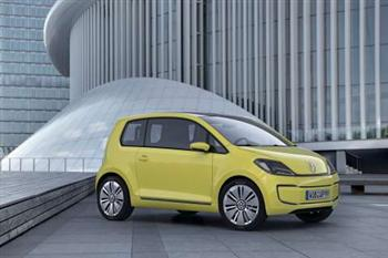 Volkswagen E-Up! (copyright image)