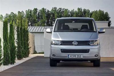 2010 Volkswagen Multivan (copyright image)