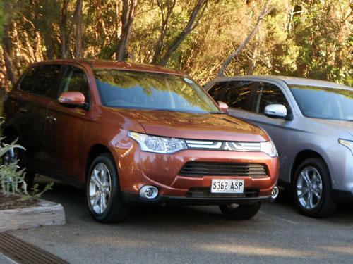 Mitsubishi Outlander review - Next Car Pty Ltd - 24th March, 2013