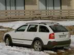 Skoda Octavia Scout review (copyright image)