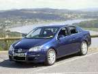 Volkswagen Jetta driving impressions (copyright image)