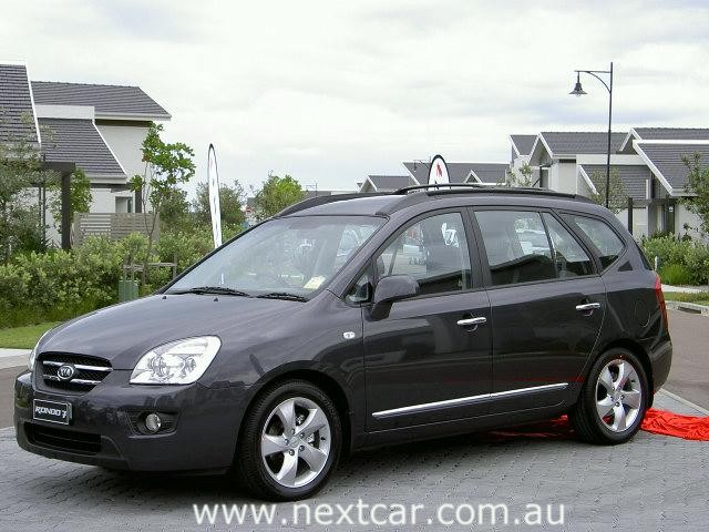Review; 2008/2009 Kia Rondo LX - Club Lexus Forums