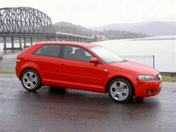 2004 Audi A3 TDI road test (copyright image)