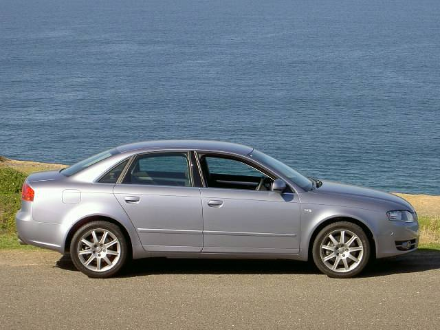 Audi A4 2.0 turbo road test (Copyright image)