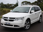 Dodge Journey R/T road test (copyright image)