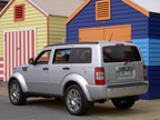 Dodge Nitro SXT road test (copyright image)