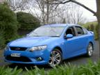 Ford Falcon XR6 road test (copyright image)