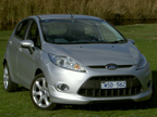 Ford Fiesta Zetec road test (copyright image)