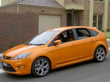 Ford Focus Xr5 Turbo Test