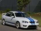 Ford Falcon GT Cobra test