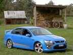 FPV GT road test - FG series (copyright image)