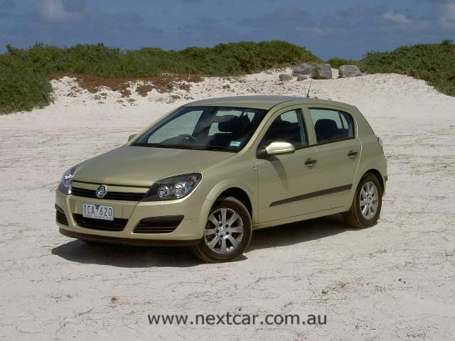 Holden Astra CDX - AH series 