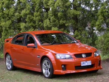 Holden Commodore SS-V - VE series    Click on the image for a larger view