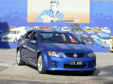 Holden Commodore SV6 (VE Series) 
