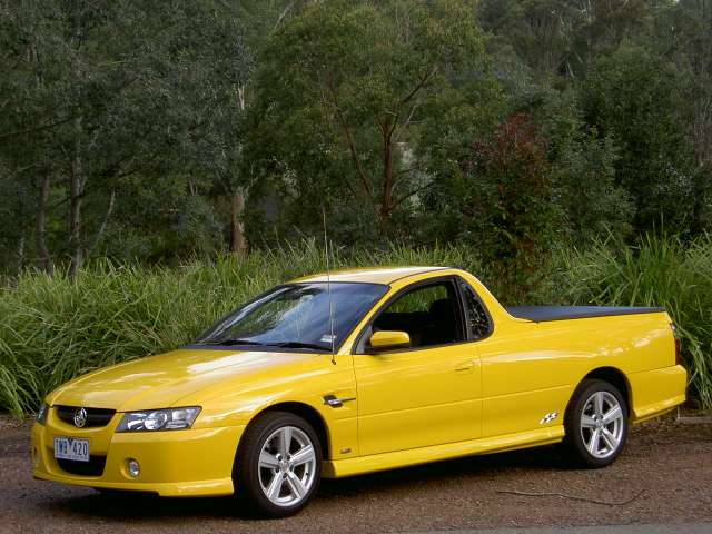 holden commodore occasion