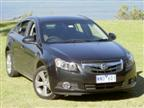 Holden Cruze road test (copyright image)