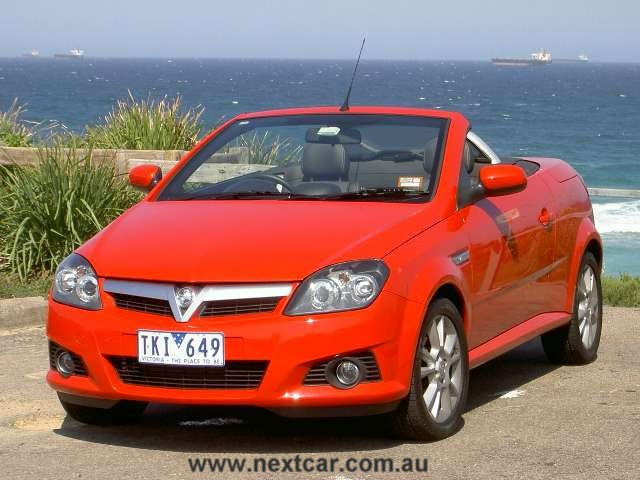 2005 Holden Tigra photos · 2005 Holden VZ One Tonner Cross 6 photos