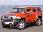 Hummer H3 road test (copyright image)