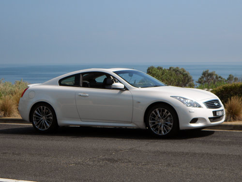 Infiniti g 37 s premium coupe road test next car pty ltd 12th may 2013 - Infiniti g37 coupe occasion ...