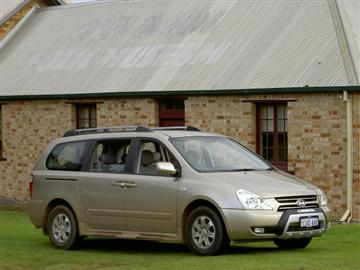 Kia Grand Carnival 