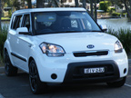 Kia Soul road test (copyright image)