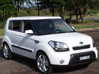 Kia Soul 3 road test (copyright image)