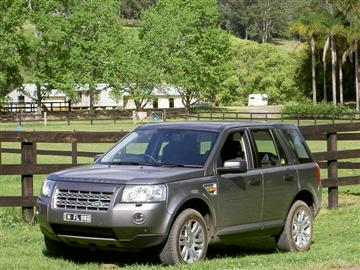 Land Rover Freelander 2    Click on the image for a larger view