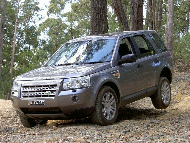 land rover freelander 2 hse road test next car pty ltd 29th april 2008. Black Bedroom Furniture Sets. Home Design Ideas