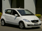 Mercedes-Benz A 180 CDI road test (copyright image)
