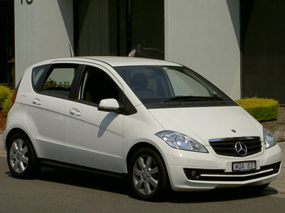 Mercedes-Benz A 180 CDI (copyright image)
