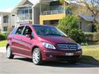 Mercedes-Benz B 200 road test (copyright image)