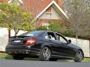 Mercedes-Benz C 63 AMG 
