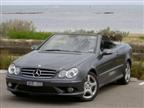 Mercedes-Benz CLK 350 road test (copyright image)