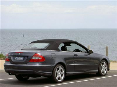 Mercedes benz clk 350 cabriolet road test next car pty for 2010 mercedes benz clk350
