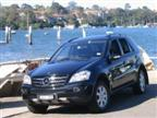 Mercedes-Benz ML 280 CDI road test (copyright image)