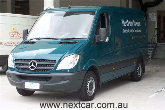 Mercedes Benz Sprinter 311 Cdi. Mercedes-Benz Sprinter 311 CDI