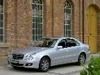 Mercedes-Benz E200 KOMPRESSOR road test (copyright image)