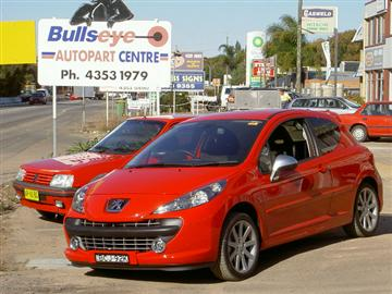 Peugeot 207 GTi 
