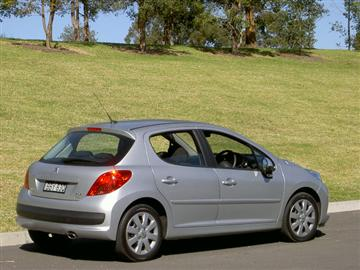 Peugeot 207 XT HDi   Click on the image for a larger view