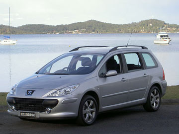 Peugeot 307 Touring 