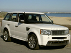 Range Rover Sport road test (copyright image)