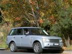Range Rover Vogue road test (copyright image)