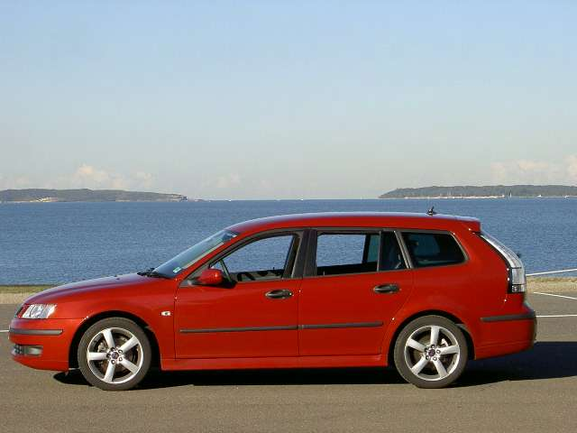 2006 Saab 9 3 Linear SportCombi Location Brighton Le Sands NSW Click On The