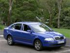 Skoda Octavia road test (copyright image)