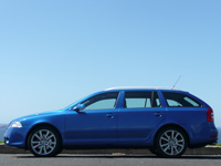 Skoda Octavia RS 