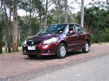 Suzuki SX4 Sedan 