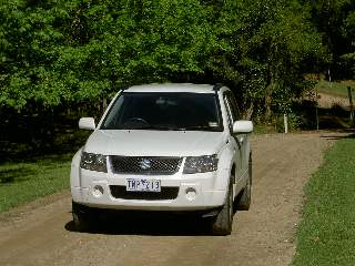 Suzuki Grand Vitara road test