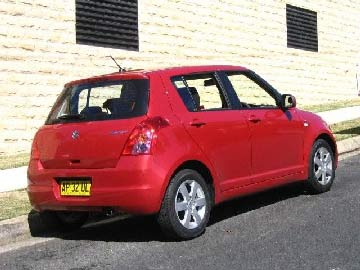 Suzuki Swift S  Location: Abbotsford, NSW  Click on the image for a larger view
