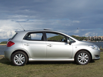 Toyota Corolla road test (copyright image)
